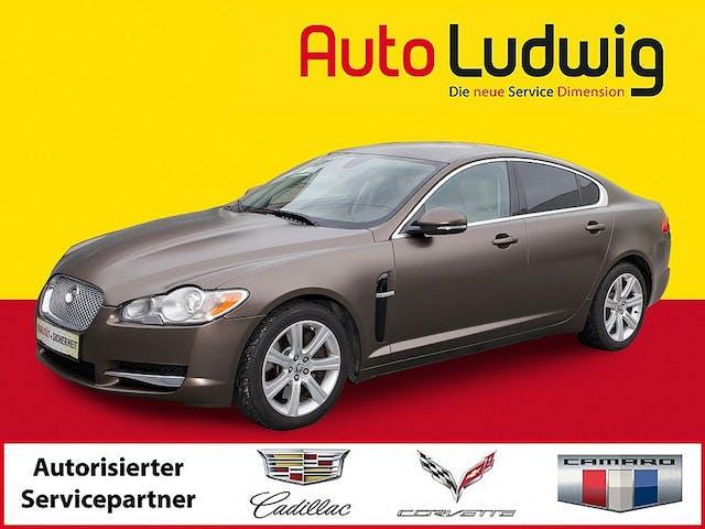 Jaguar XF 3,0 Luxury bei AutoLudwig GMBH in 3x in 1230 Wien | US-Neuwagen (CADILLAC, CORVETTE, CHEVROLET, DODGE, RAM) | Multimarken Gebrauchtwagenhandel | KFZ Werkstatt mit Bosch Service