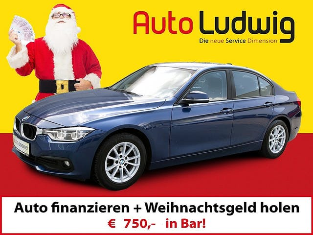 BMW 320d EfficientDynamics bei AutoLudwig GMBH in 3x in 1230 Wien   US-Neuwagen (CADILLAC, CORVETTE, CHEVROLET, DODGE, RAM)   Multimarken Gebrauchtwagenhandel   KFZ Werkstatt mit Bosch Service