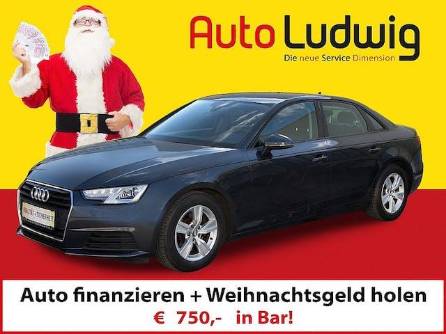 Audi A4 2,0TDI bei AutoLudwig GMBH in 3x in 1230 Wien   US-Neuwagen (CADILLAC, CORVETTE, CHEVROLET, DODGE, RAM)   Multimarken Gebrauchtwagenhandel   KFZ Werkstatt mit Bosch Service