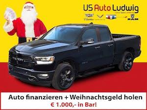 Dodge Ram Quad Cab Big Horn MY 2019 Laramie bei AutoLudwig GMBH in 3x in 1230 Wien | US-Neuwagen (CADILLAC, CORVETTE, CHEVROLET, DODGE, RAM) | Multimarken Gebrauchtwagenhandel | KFZ Werkstatt mit Bosch Service