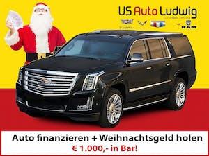 Cadillac Escalade 6,2l V8 AWD PlatinumAut. bei AutoLudwig GMBH in 3x in 1230 Wien | US-Neuwagen (CADILLAC, CORVETTE, CHEVROLET, DODGE, RAM) | Multimarken Gebrauchtwagenhandel | KFZ Werkstatt mit Bosch Service