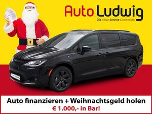 Chrysler Pacifica Hybrid LimitedS bei AutoLudwig GMBH in 3x in 1230 Wien | US-Neuwagen (CADILLAC, CORVETTE, CHEVROLET, DODGE, RAM) | Multimarken Gebrauchtwagenhandel | KFZ Werkstatt mit Bosch Service