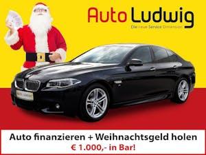 BMW 520d M Sport Edition Autom. *NAVI *LEDER *LED *PDC *SITZMEMO bei AutoLudwig GMBH in 3x in 1230 Wien | US-Neuwagen (CADILLAC, CORVETTE, CHEVROLET, DODGE, RAM) | Multimarken Gebrauchtwagenhandel | KFZ Werkstatt mit Bosch Service