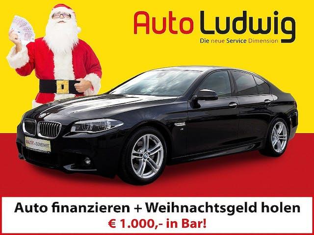 BMW 520d M Sport Edition Autom. *NAVI *LEDER *LED *PDC *SITZMEMO bei AutoLudwig GMBH in 3x in 1230 Wien   US-Neuwagen (CADILLAC, CORVETTE, CHEVROLET, DODGE, RAM)   Multimarken Gebrauchtwagenhandel   KFZ Werkstatt mit Bosch Service