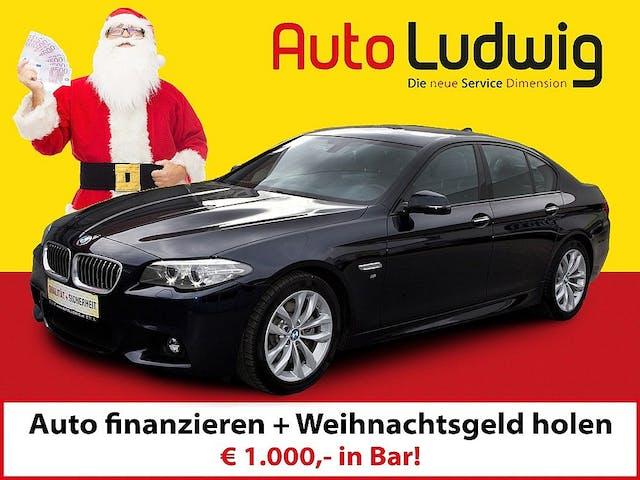 BMW 520d M Sport Edition Autom. *NAVI *LEDER *XENON *PDC *SITZME bei AutoLudwig GMBH in 3x in 1230 Wien   US-Neuwagen (CADILLAC, CORVETTE, CHEVROLET, DODGE, RAM)   Multimarken Gebrauchtwagenhandel   KFZ Werkstatt mit Bosch Service