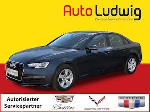 Audi A4 2,0TDI bei AutoLudwig GMBH in 3x in 1230 Wien | US-Neuwagen (CADILLAC, CORVETTE, CHEVROLET, DODGE, RAM) | Multimarken Gebrauchtwagenhandel | KFZ Werkstatt mit Bosch Service