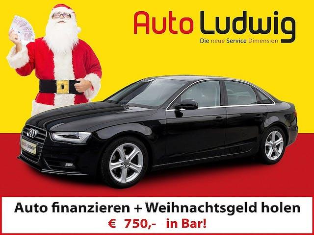 Audi A4 2,0 TDI ultra *NAVI *XENON *PDC *TEMPOMAT bei AutoLudwig GMBH in 3x in 1230 Wien   US-Neuwagen (CADILLAC, CORVETTE, CHEVROLET, DODGE, RAM)   Multimarken Gebrauchtwagenhandel   KFZ Werkstatt mit Bosch Service