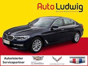 BMW 530d Aut. (G30) *NAVI *LEDER *LED *HEAD-UP *PDC *SITZMEMORY bei AutoLudwig GMBH in 3x in 1230 Wien | US-Neuwagen (CADILLAC, CORVETTE, CHEVROLET, DODGE, RAM) | Multimarken Gebrauchtwagenhandel | KFZ Werkstatt mit Bosch Service