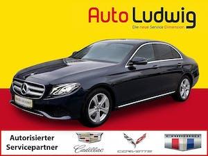 Mercedes-Benz E 220 d Avantgarde Aut. *NAVI *LED* PARKTRONIC *R‑KAMERA bei AutoLudwig GMBH in 3x in 1230 Wien | US-Neuwagen (CADILLAC, CORVETTE, CHEVROLET, DODGE, RAM) | Multimarken Gebrauchtwagenhandel | KFZ Werkstatt mit Bosch Service