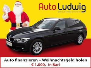 BMW 320d xDrive Touring Aut. *NAVI *LED *PDC *SCHALTWIPPEN * bei AutoLudwig GMBH in 3x in 1230 Wien | US-Neuwagen (CADILLAC, CORVETTE, CHEVROLET, DODGE, RAM) | Multimarken Gebrauchtwagenhandel | KFZ Werkstatt mit Bosch Service