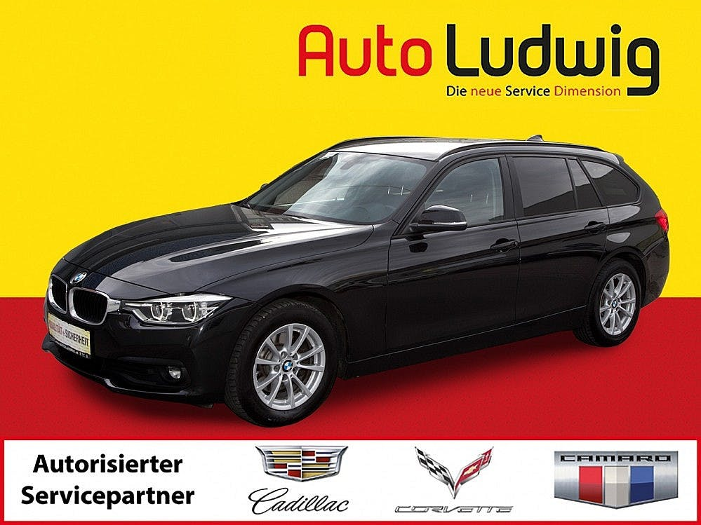 BMW 320d xDri­ve Tou­ring Aut. *NAVI *LED *PDC *SCHALT­WIP­PEN *