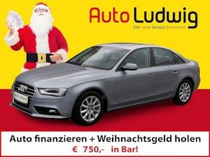 Audi A4 2,0 TDI ultra *NAVI *LEDER *XENON *SD-DACH *PDC * bei AutoLudwig GMBH in 3x in 1230 Wien | US-Neuwagen (CADILLAC, CORVETTE, CHEVROLET, DODGE, RAM) | Multimarken Gebrauchtwagenhandel | KFZ Werkstatt mit Bosch Service