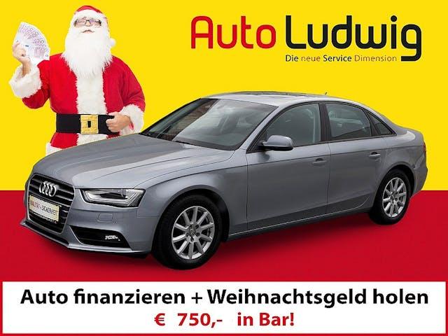 Audi A4 2,0 TDI ultra *NAVI *LEDER *XENON *SD-DACH *PDC * bei AutoLudwig GMBH in 3x in 1230 Wien   US-Neuwagen (CADILLAC, CORVETTE, CHEVROLET, DODGE, RAM)   Multimarken Gebrauchtwagenhandel   KFZ Werkstatt mit Bosch Service