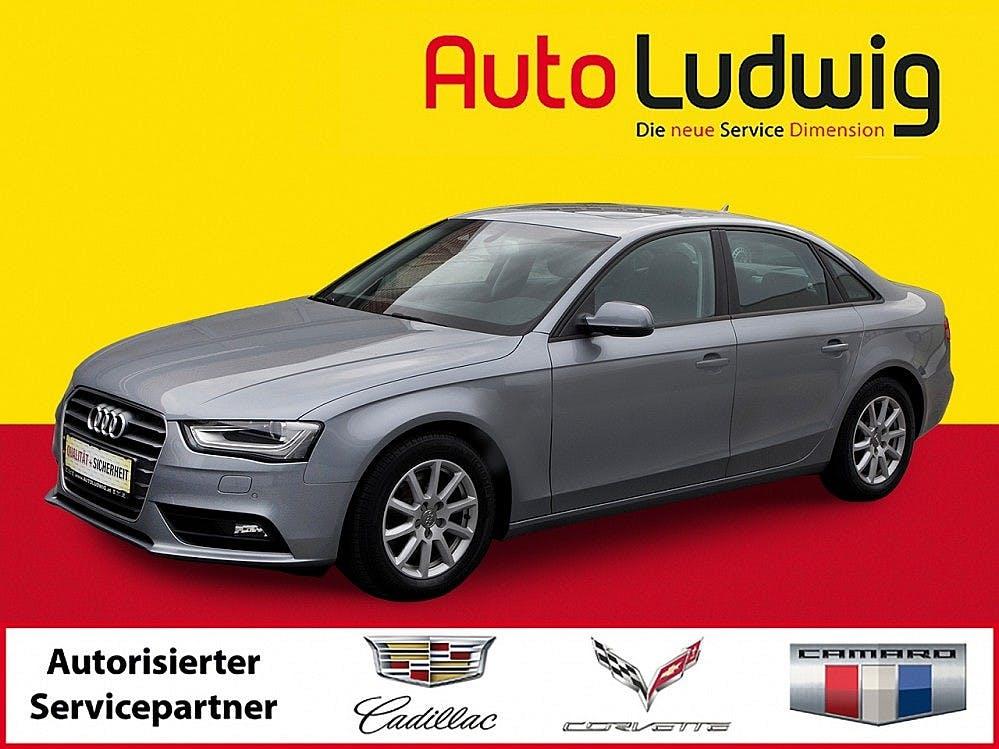 Audi A4 2,0 TDI ultra *NAVI *LEDER *XENON *SD-DACH *PDC *