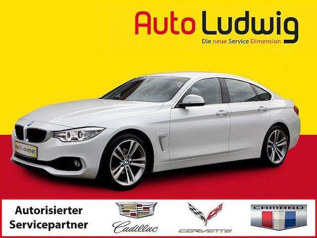 BMW 420d Gran CoupeAut. bei AutoLudwig GMBH in 3x in 1230 Wien | US-Neuwagen (CADILLAC, CORVETTE, CHEVROLET, DODGE, RAM) | Multimarken Gebrauchtwagenhandel | KFZ Werkstatt mit Bosch Service