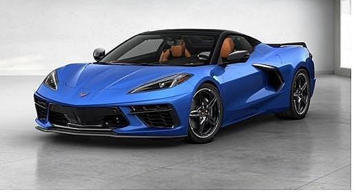 Corvette Corvette C8 Cabrio Z51 6.2 V8 Europamodell jetzt bei unsbes
