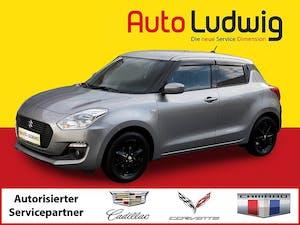 Suzuki Swift 1,2 DualJetShine bei AutoLudwig GMBH in 3x in 1230 Wien | US-Neuwagen (CADILLAC, CORVETTE, CHEVROLET, DODGE, RAM) | Multimarken Gebrauchtwagenhandel | KFZ Werkstatt mit Bosch Service