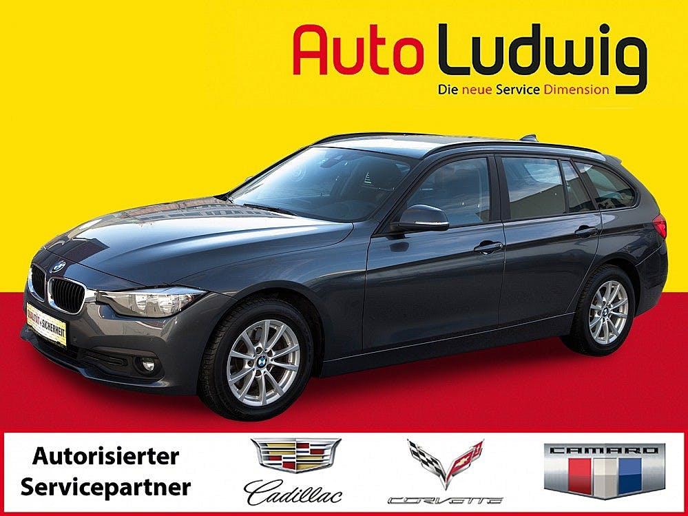 BMW 320d xDrive Touring Advantage Aut. *NAVI *PDC * HEAD UP *SHZ