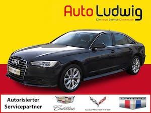 Audi A6 2,0 TDI ultra S‑tronic *NAVI *XENON *PARKTRONIC * bei AutoLudwig GMBH in 3x in 1230 Wien | US-Neuwagen (CADILLAC, CORVETTE, CHEVROLET, DODGE, RAM) | Multimarken Gebrauchtwagenhandel | KFZ Werkstatt mit Bosch Service