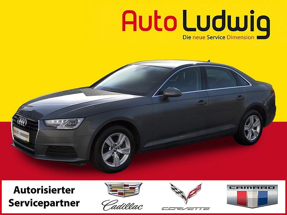 Audi A4 2,0 TDI S‑tronic *NAVI *PDC *XENON *TEMPOMAT *