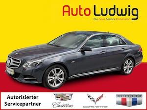Mercedes-Benz E 200 CDI Avantgarde A‑Edition *NAVI *LEDER *LED *PARKTRONIC bei AutoLudwig GMBH in 3x in 1230 Wien | US-Neuwagen (CADILLAC, CORVETTE, CHEVROLET, DODGE, RAM) | Multimarken Gebrauchtwagenhandel | KFZ Werkstatt mit Bosch Service