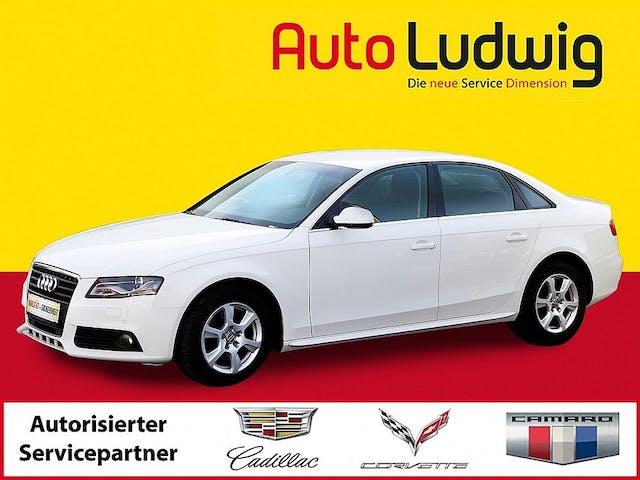 Audi A4 1,8 TFSI Startup bei AutoLudwig GMBH in 3x in 1230 Wien | US-Neuwagen (CADILLAC, CORVETTE, CHEVROLET, DODGE, RAM) | Multimarken Gebrauchtwagenhandel | KFZ Werkstatt mit Bosch Service