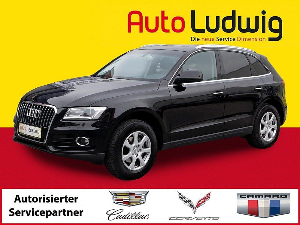 Audi Q5 2,0 TDI quattro DPF S‑tronic *NAVI *LEDER *XENON *PANORAM