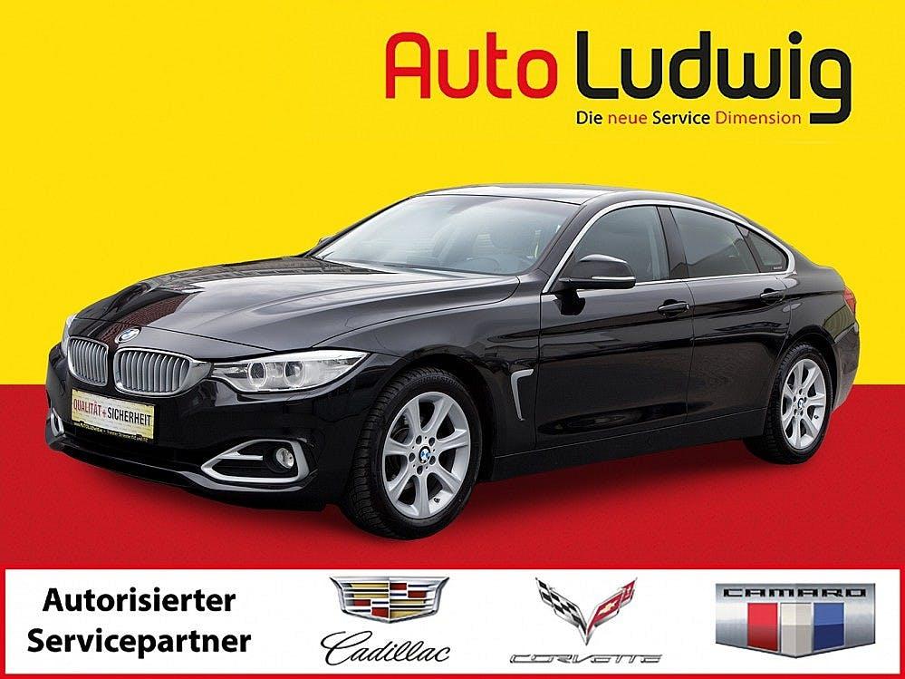 BMW 420d Gran Coupe Aut. *NAVI *XENON *TEMPOMAT *SHZ *