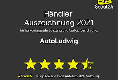 Publikumspreis von AutoScout24 für Auto Ludwig
