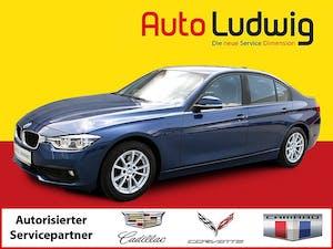 BMW 320d EfficientDynamics *NAVI *LED *SHZ *ALPINESOUND bei AutoLudwig GMBH in 3x in 1230 Wien | US-Neuwagen (CADILLAC, CORVETTE, CHEVROLET, DODGE, RAM) | Multimarken Gebrauchtwagenhandel | KFZ Werkstatt mit Bosch Service