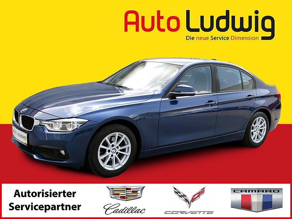 BMW 320d EfficientDynamics *NAVI *LED *SHZ *ALPINESOUND