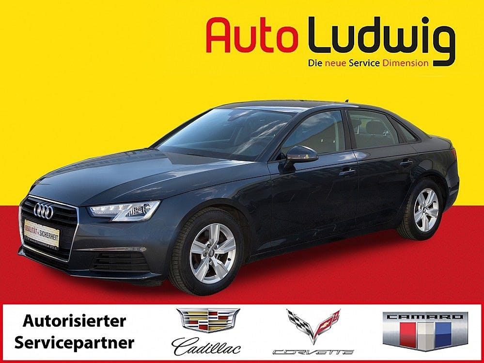 Audi A4 2,0 TDI *NAVI *XENON *PDC *TEMPOMAT *