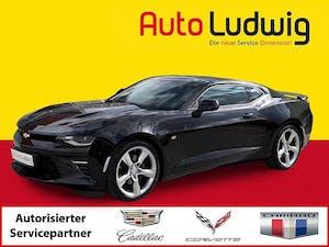 Chevrolet Camaro V8 6,2Aut. bei AutoLudwig GMBH in 3x in 1230 Wien | US-Neuwagen (CADILLAC, CORVETTE, CHEVROLET, DODGE, RAM) | Multimarken Gebrauchtwagenhandel | KFZ Werkstatt mit Bosch Service