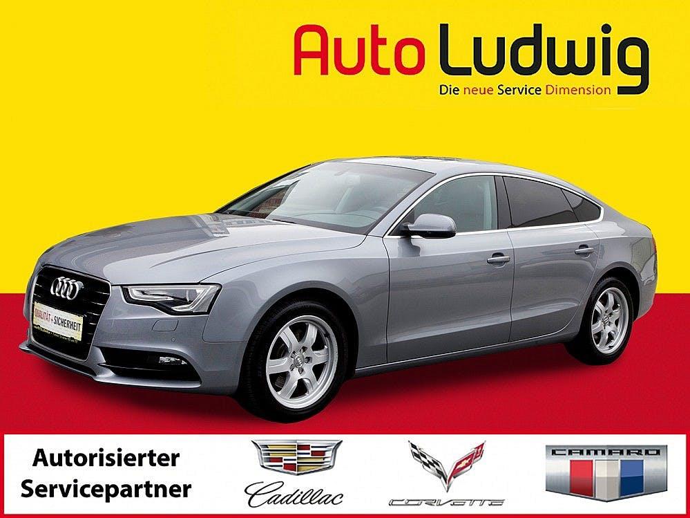 Audi A5 SB 2,0 TDI ultra *NAVI *LEDER *XENON *GLASSCHIEBEDACH *SH