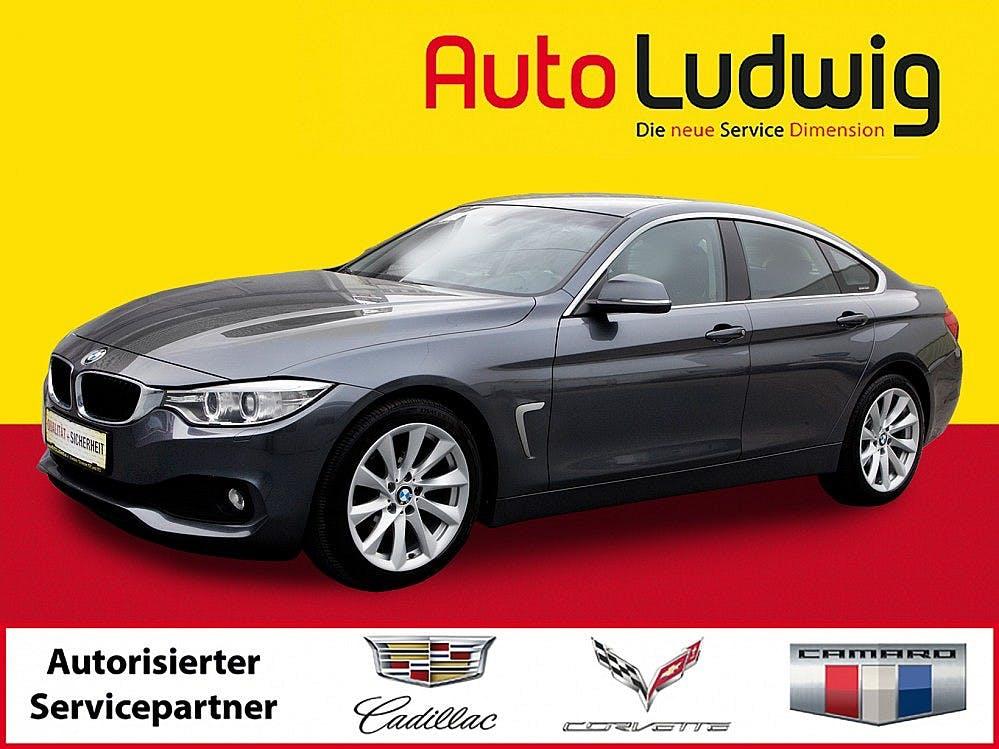 BMW 420d Gran Coupe Aut. *NAVI *XENON *PDC *TEMPOMAT *SHZ *