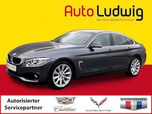 BMW 420d Gran Coupe Aut. *NAVI *XENON *PDC *TEMPOMAT *SHZ * bei AutoLudwig GMBH in 3x in 1230 Wien | US-Neuwagen (CADILLAC, CORVETTE, CHEVROLET, DODGE, RAM) | Multimarken Gebrauchtwagenhandel | KFZ Werkstatt mit Bosch Service