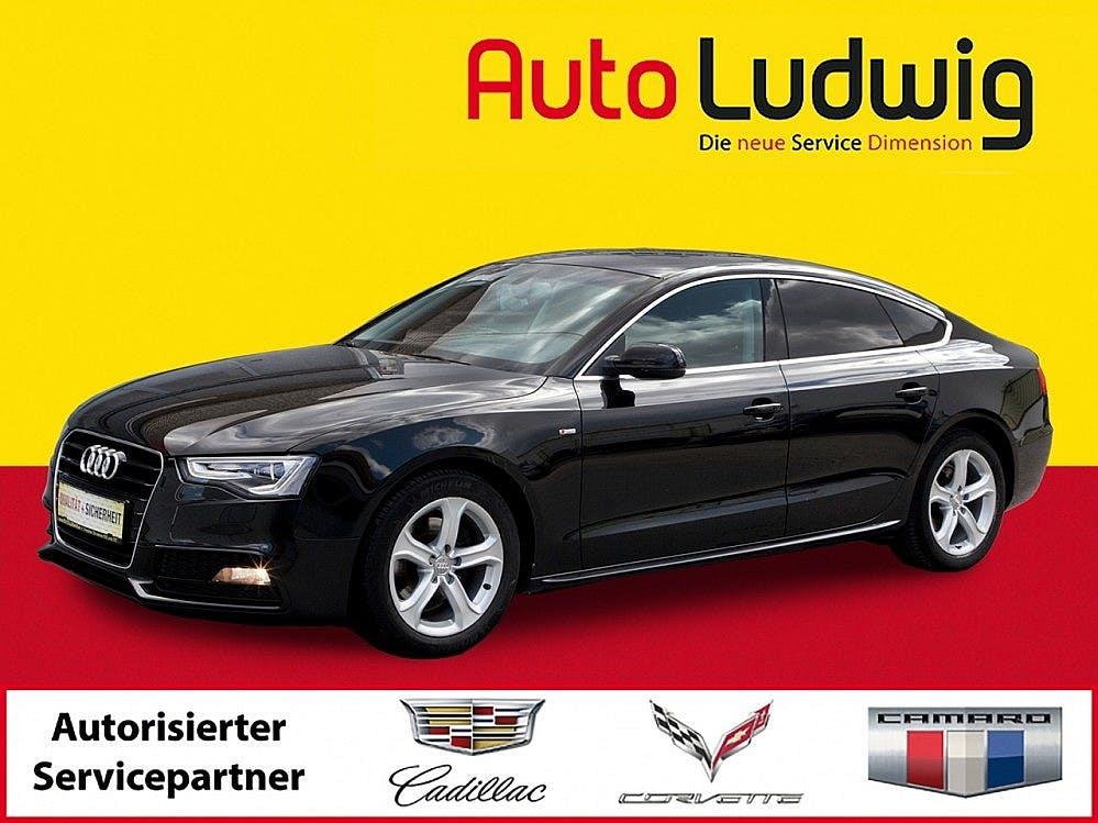 Audi A5 SB 2,0 TDI ultra *NAVI *LEDER *XENON *PDC *GLASSD *B&OSO