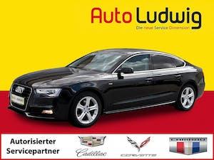 Audi A5 SB 2,0 TDI ultra *NAVI *LEDER *XENON *PDC *GLASSD *B&OSO bei AutoLudwig GMBH in 3x in 1230 Wien | US-Neuwagen (CADILLAC, CORVETTE, CHEVROLET, DODGE, RAM) | Multimarken Gebrauchtwagenhandel | KFZ Werkstatt mit Bosch Service