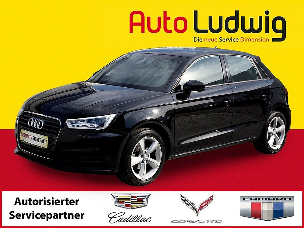 Audi A1 SB 1,4 TDI intense S‑tronic