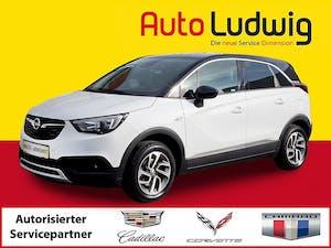 Opel Crossland X 1,2 Turbo ECOTEC Direct Inj. Innovation St./St bei AutoLudwig GMBH in 3x in 1230 Wien | US-Neuwagen (CADILLAC, CORVETTE, CHEVROLET, DODGE, RAM) | Multimarken Gebrauchtwagenhandel | KFZ Werkstatt mit Bosch Service